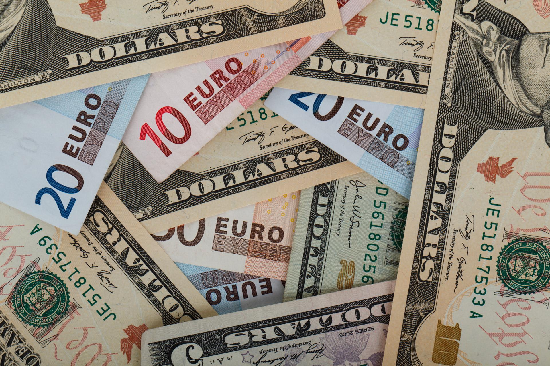 Conturi curente în valută