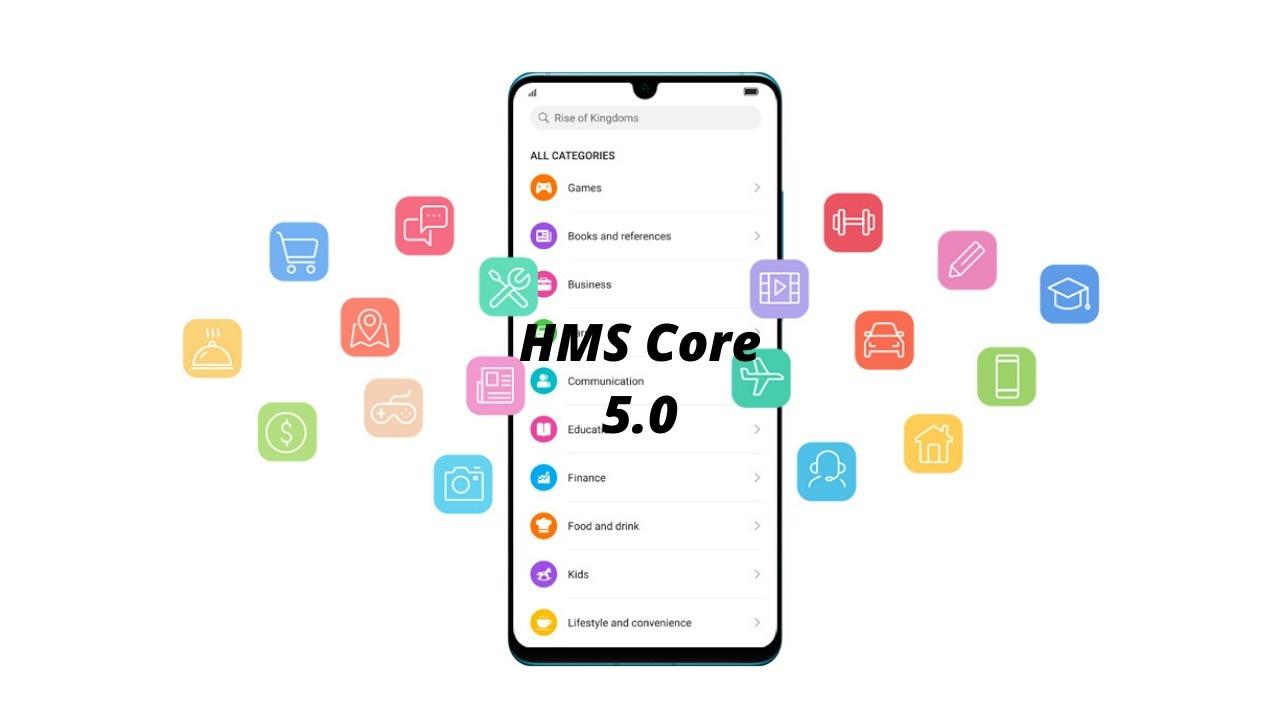 Huawei lansează HMS Core 5.0. Aduce serviciile proprietare cu un pas mai aproape de Google