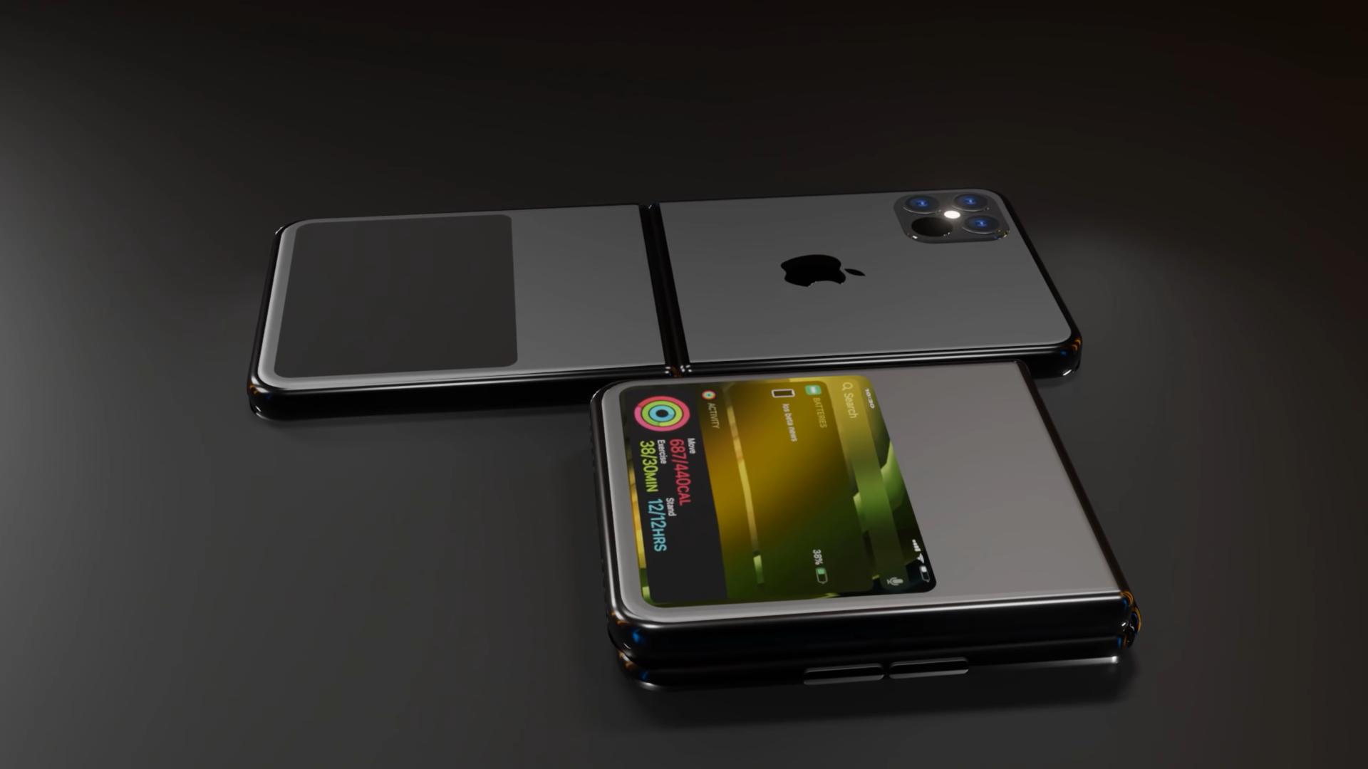 Apple ar putea lucra la două telefoane pliabile: iPhone Fold și iPhone Flip