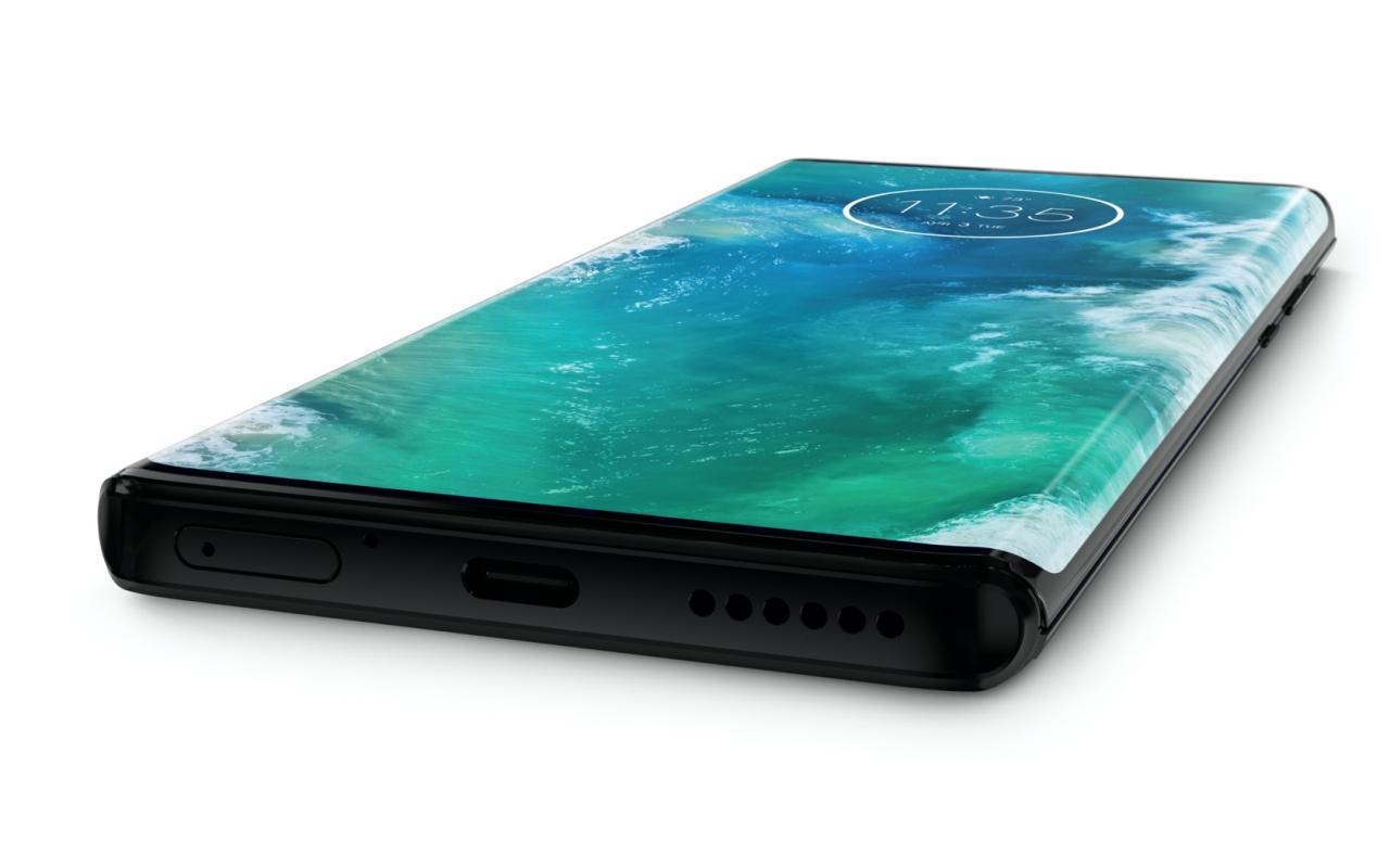 Motorola Edge Lite este versiunea mai ieftină a flagship-ului Edge+
