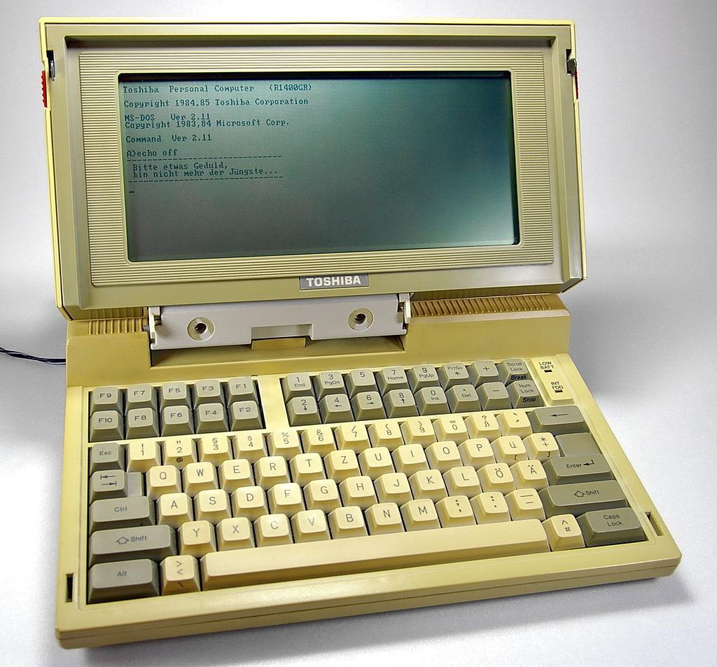 Toshiba nu mai produce laptopuri, după 35 de ani