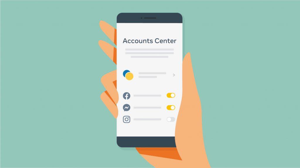 Facebook introduce Account Center, o locație centrală pentru administrarea integrărilor Facebook, Messenger și Instagram