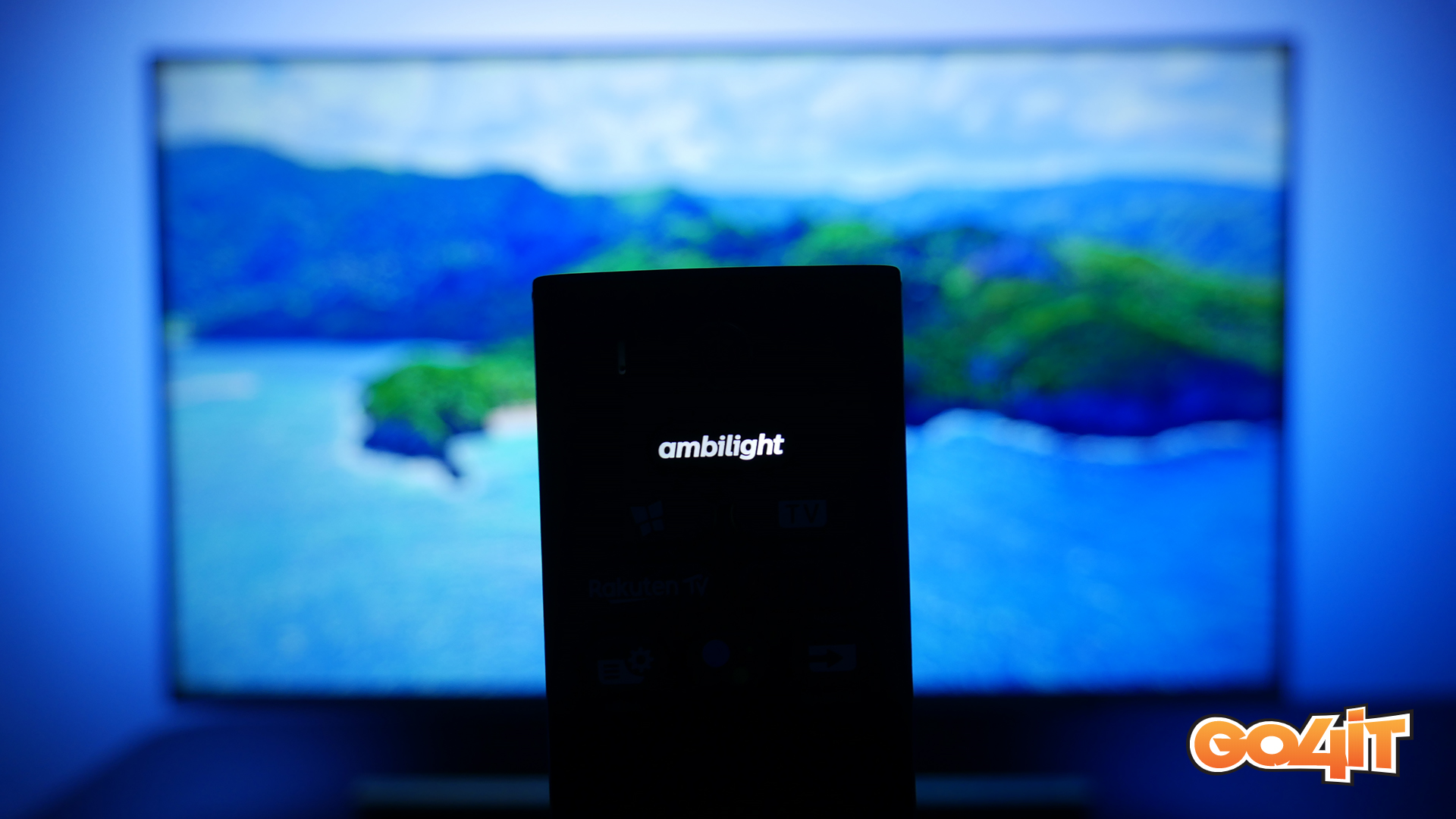 Philips The One ambilight