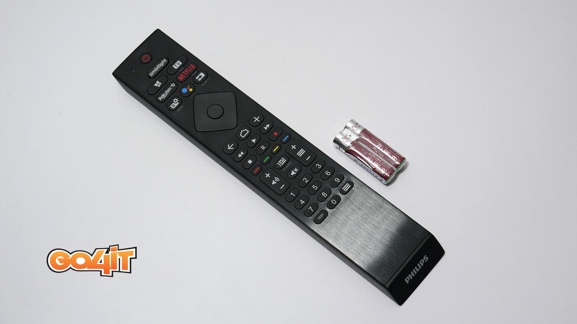 Philips The One telecomanda