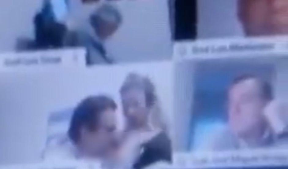 VIDEO: Un deputat a fost suspendat din funcție după o gafă majoră făcută pe Zoom