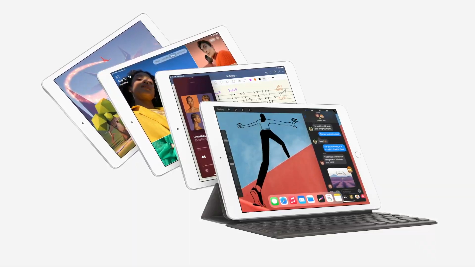 Piața de tablete a crescut cu 53% în 2021. Apple conduce în vânzări cu modelul iPad 8