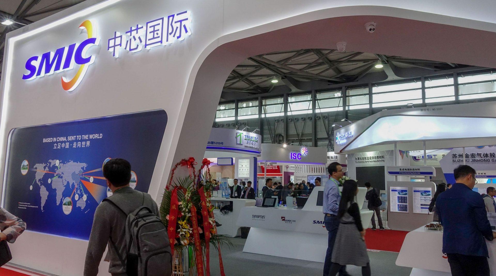 SUA a pus pe lista neagră SMIC, cel mai mare producător de semiconductori din China