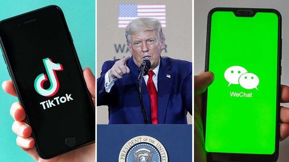 TikTok și WeChat interzise în SUA! Când vor dispărea aplicațiile din App Store și Google Play