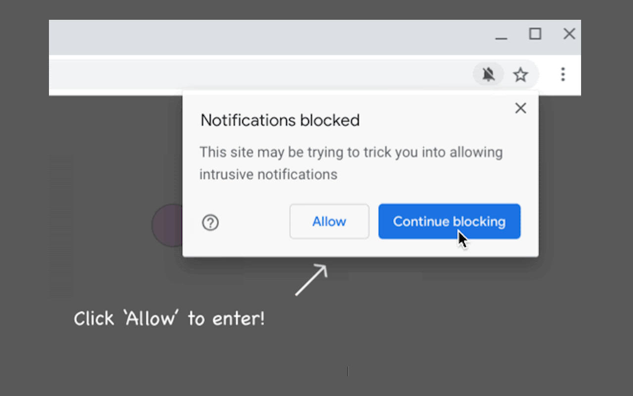 Browserul Chrome va permite ascunderea permanentă a mesajelor de notificare