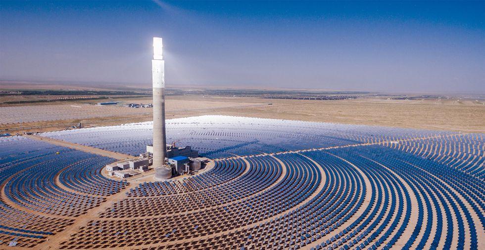 Energia solară, oficial, cea mai ieftină sursă de electricitate din istorie