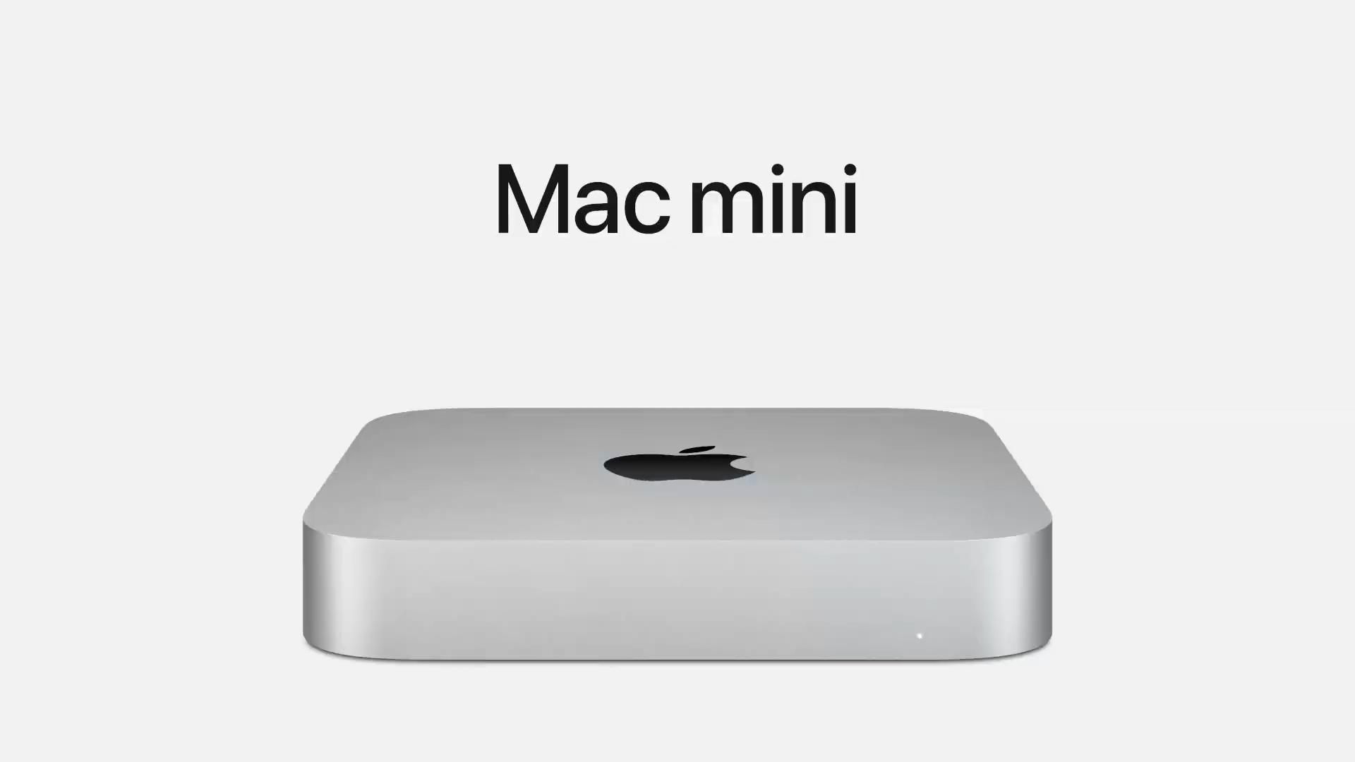 Mac Mini logo