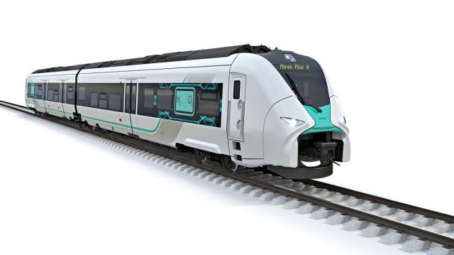 O țară europeană experimentează cu trenuri alimentate de hidrogen