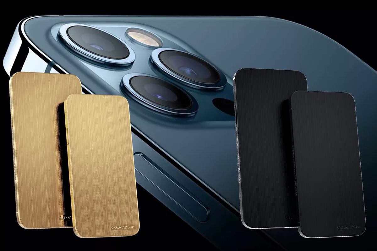 O companie din Rusia vinde iPhone 12 Pro Stealth, fără cameră foto, la 5.000 de dolari