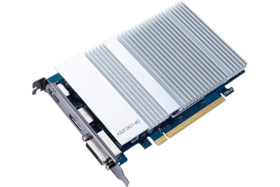Intel lansează primele plăci grafice Xe pentru PC-uri desktop: DG1 cu 4 GB VRAM