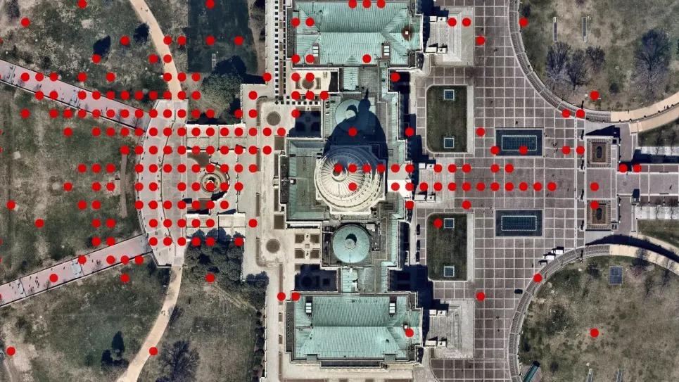 Tulburător: Datele GPS extrase din Parler arată cât de adânc au pătruns suporterii lui Trump în interiorul Capitoliului