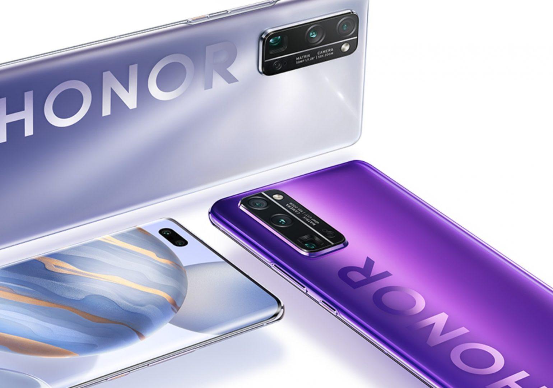 Honor V40 ar putea fi primul smartphone cu acces Google Play Store, lansat fără implicarea directă a Huawei