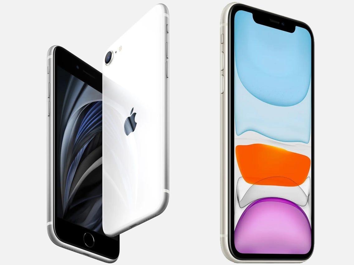 Apple ar putea lansa un nou iPhone SE în 2021, cât și o ...