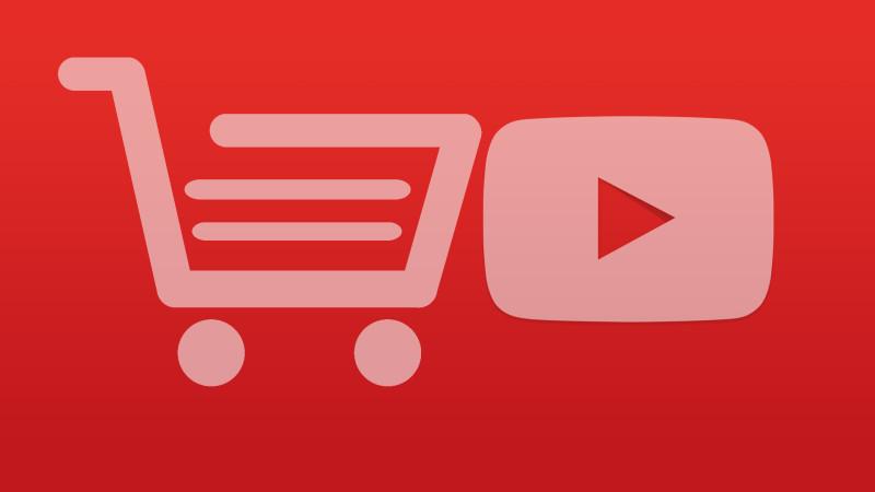 YouTube Shopping