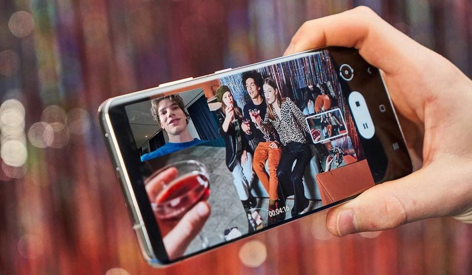 Galaxy S21 filmare 8K