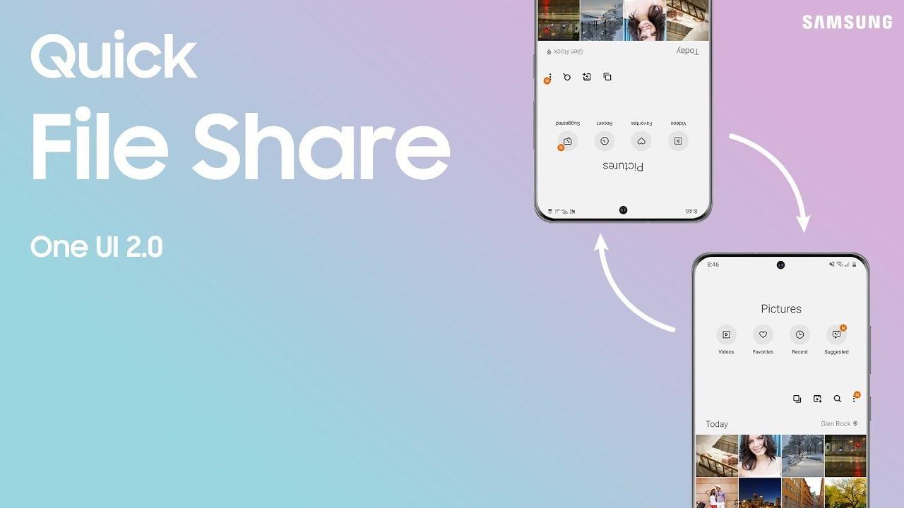 Samsung extinde funcționalitatea Quick Share și la alte dispozitive cu Android