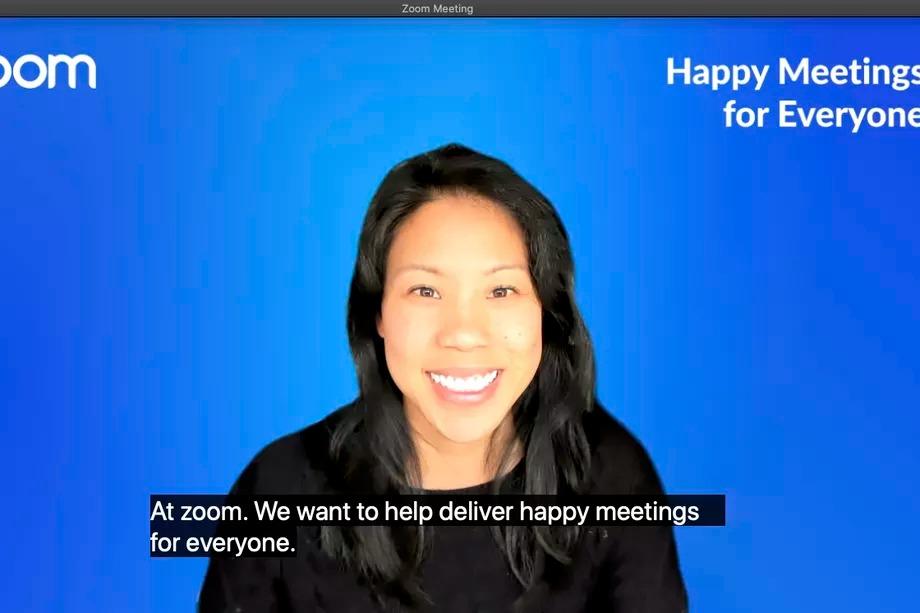 Zoom va oferi subtitrări în timp real și pentru conturile gratuite