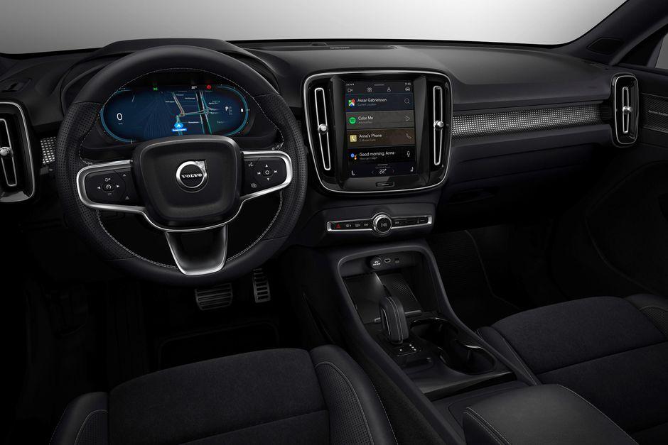 mașini electrice Volvo
