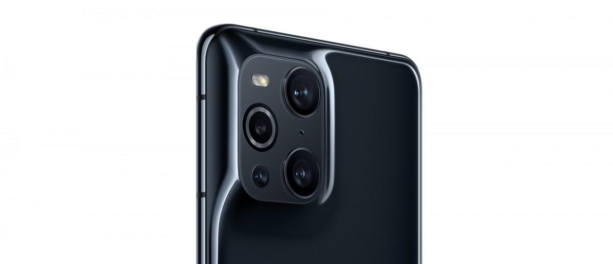 Oppo Find X3 Pro camera