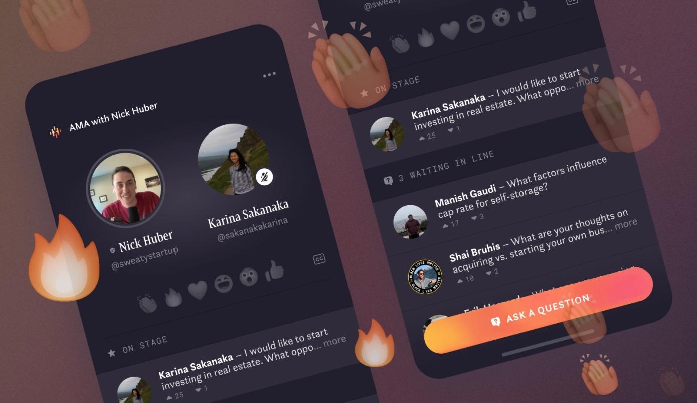Facebook a lansat Hotline în versiune de test, alternativa sa la Clubhouse