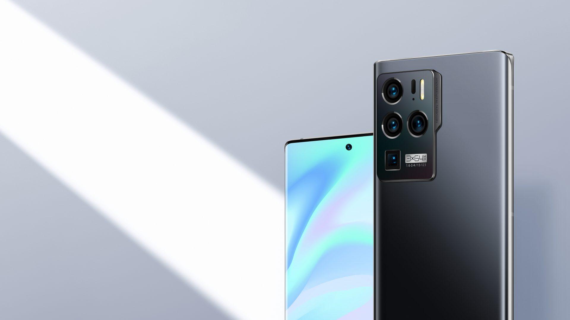 ZTE Axon 30 Ultra: primul telefon high-end cu trei camere de 64 megapixeli și preț sub 1000 de euro