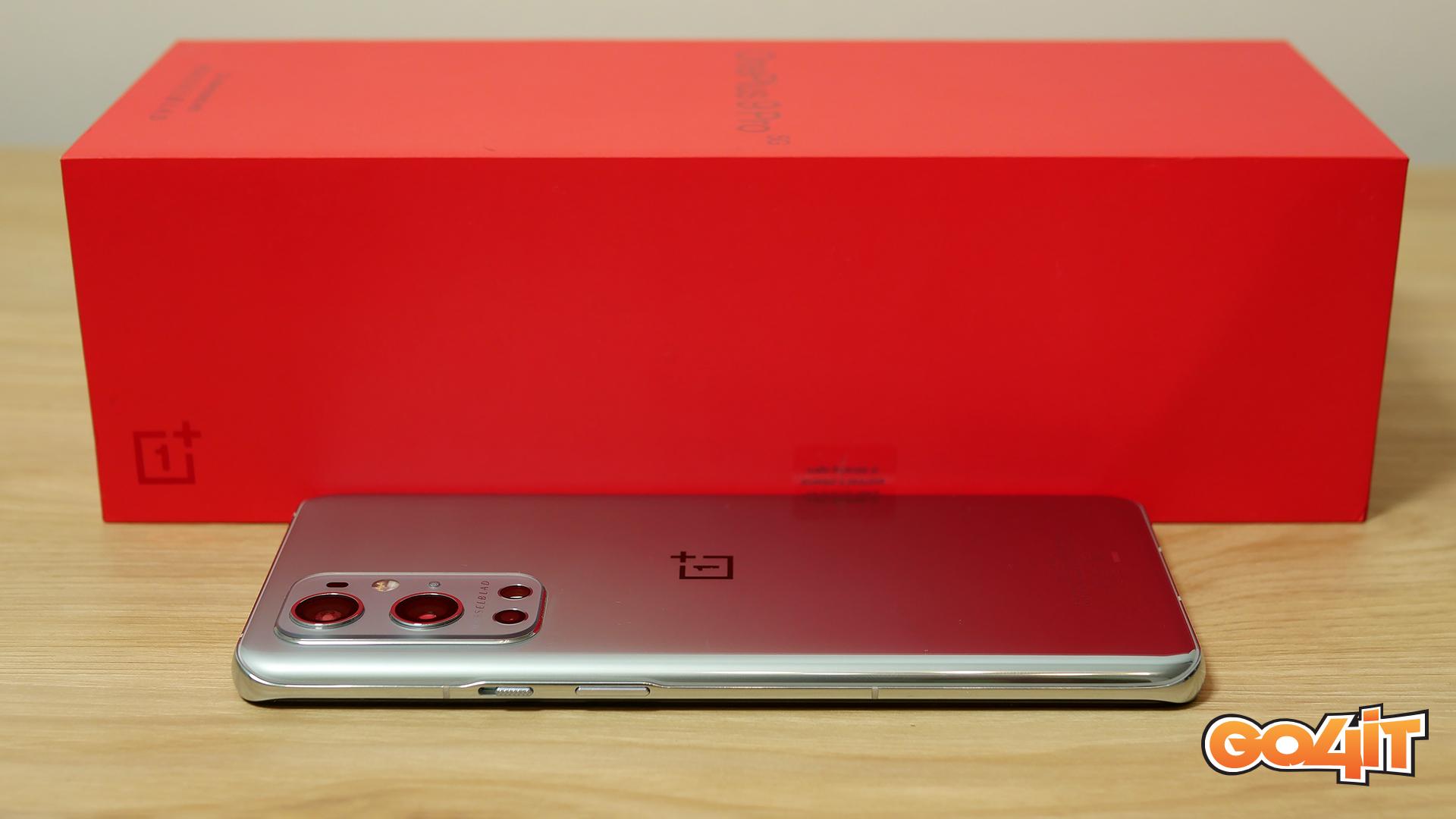OnePlus 9 Pro box