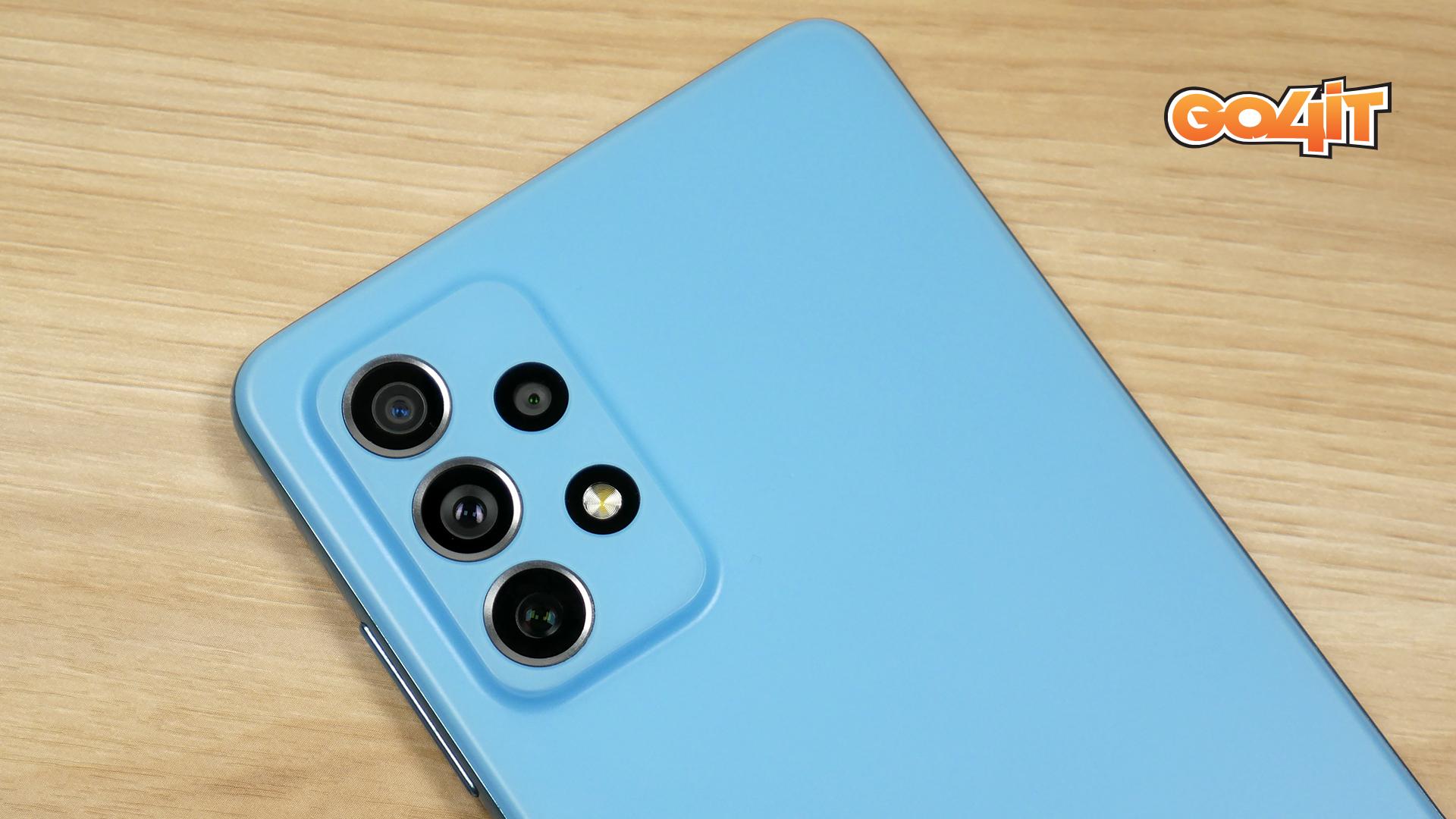 Galaxy A73 ar putea primi un upgrade major de cameră: un modul de 108 megapixeli