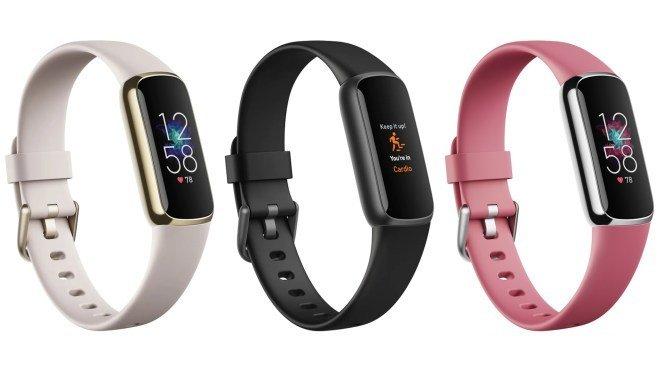 Fitbit Luxe este răspunsul la Mi Smart Band 6 și Huawei Band 6