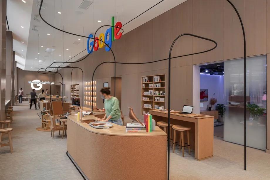 Google deschide primul magazin retail permanent: cum arată și ce poți găsi acolo