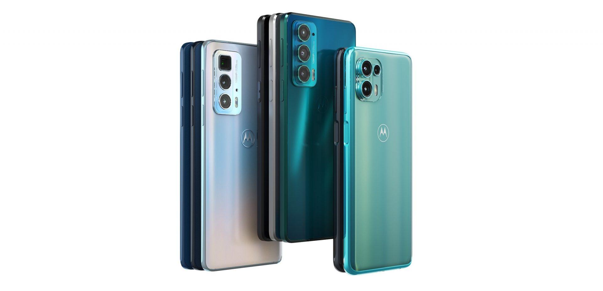Motorola lansează seria Edge 20, echipată cu senzori foto de 108 megapixeli și prețuri mai mici