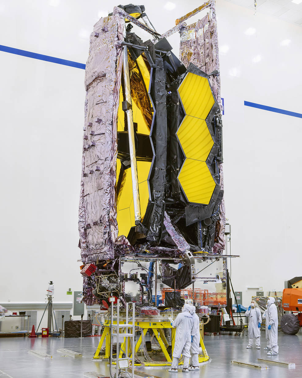 Telescopul Spațial James Webb