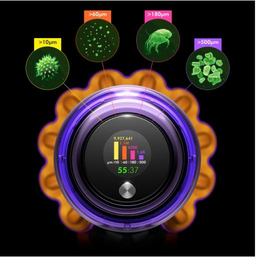 Dyson V15 Detect Asbsolute
