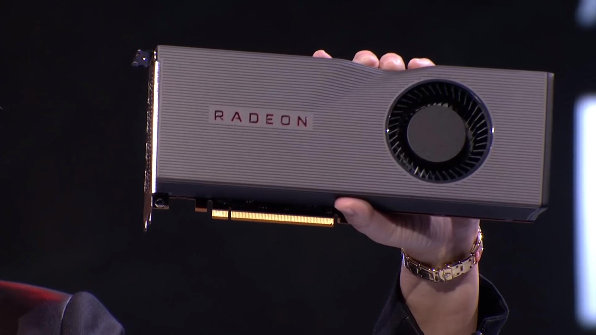 AMD sporește performanțele acceleratoarelor grafice Radeon RX 5xxx cu un simplu update de drivere