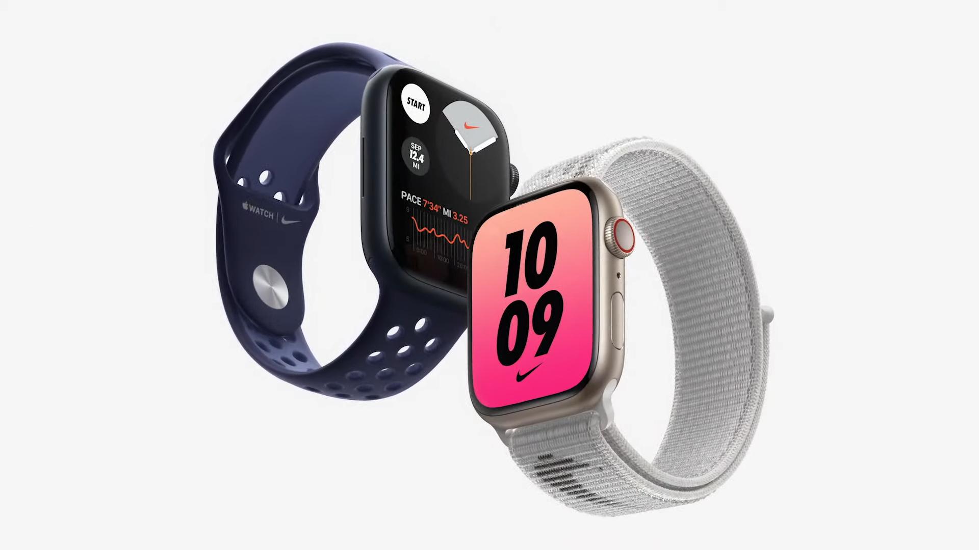Apple Watch Series 7 întârzie pe piață. Noul model are sticlă rezistentă la șocuri