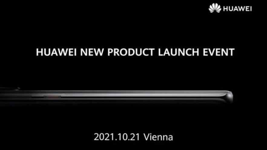 huawei launch p50