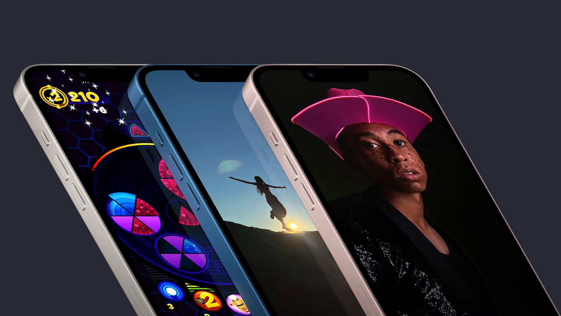 iPhone 13, anunțat oficial! Notch mai mic, cel mai puternic procesor, ecrane la 120 Hz și baterii mult mai performante