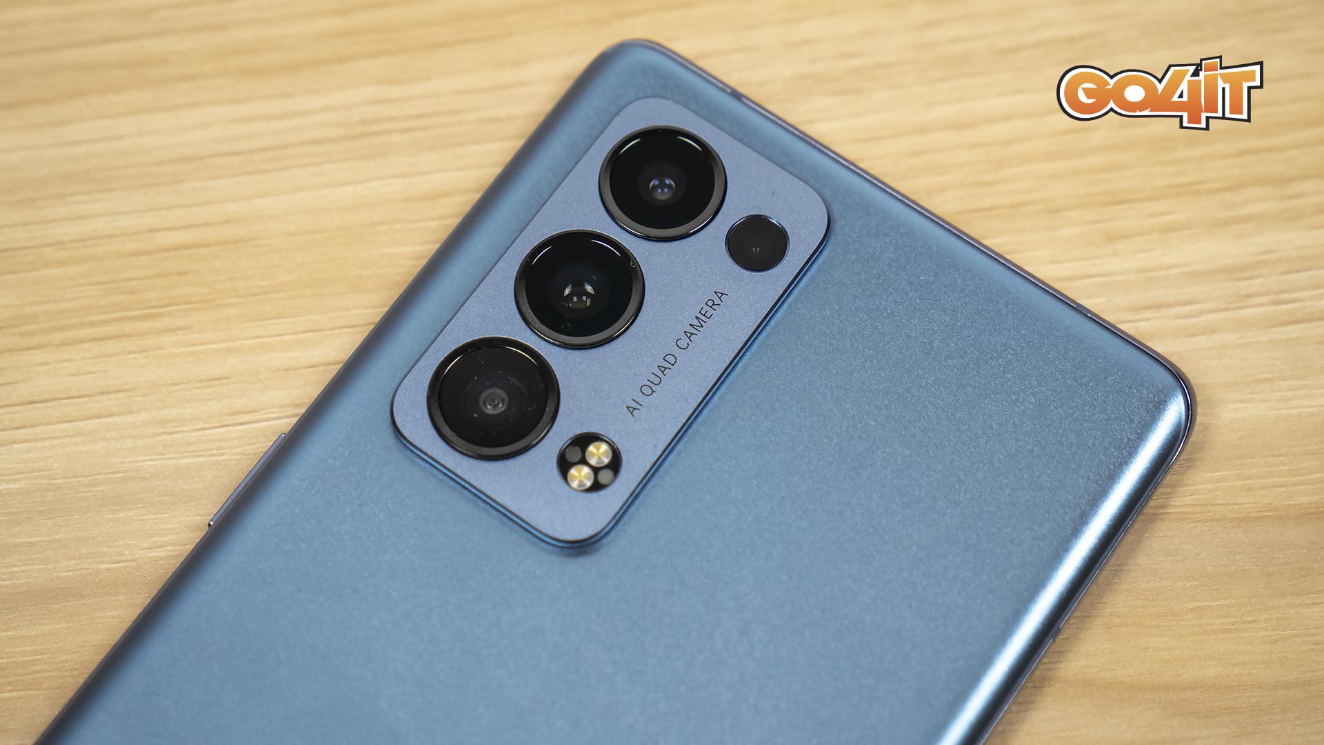 Oppo Reno6 Pro-Kamera